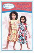Pepper's Easy Dress sewing pattern from Vanilla House Designs