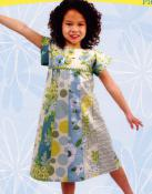 Poppy's Easy Dress sewing pattern from Vanilla House Designs 2