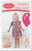 Seams Sew Cute sewing pattern from Vanilla House Designs