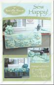 Sew Happy sewing pattern from Vanilla House Designs