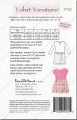T-Shirt Transitions sewing pattern from Vanilla House Designs 2