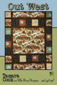 Out West quilt sewing pattern from Villa Rosa Designs