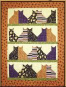 Cat City quilt sewing pattern from Villa Rosa Designs 1