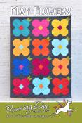May Flowers quilt sewing pattern from Villa Rosa Designs
