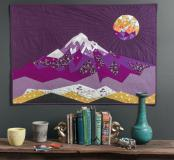 INVENTORY REDUCTION...The Elevated Abstractions-Mt. Hood quilt sewing pattern from Violet Craft 3