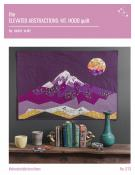 The Elevated Abstractions-Mt. Hood quilt sewing pattern from Violet Craft