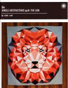 The Jungle Abstractions quilt sewing pattern from Violet Craft