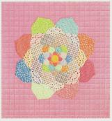 The Mandala quilt sewing pattern from Violet Craft 2