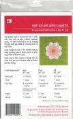 The Mandala quilt sewing pattern from Violet Craft 1