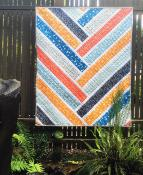 INVENTORY REDUCTION...The Baby Herringbone quilt sewing pattern from Violet Craft 2