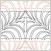 Fantasy-Fronds-quilting-pantograph-pattern-Andi-Rudebusch