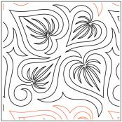 Hostas-quilting-pantograph-pattern-Andi-Rudebusch