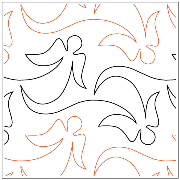 Angle-Wings-quilting-pantograph-pattern-Apricot-Moon-Designs