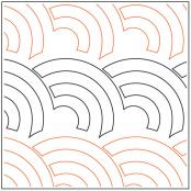 Asian-Fan-quilting-pantograph-pattern-Apricot-Moon-Designs