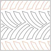 Jungle-Fern-quilting-pantograph-pattern-Apricot-Moon-Designs