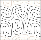 African-Samba-quilting-pantograph-pattern-African-Moon-Designs-1