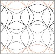 Bread-Basket-quilting-pantograph-pattern-Apricot-Moon-Designs