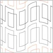 Hall-of-Mirrors-quilting-pantograph-pattern-Apricot-Moon-Designs