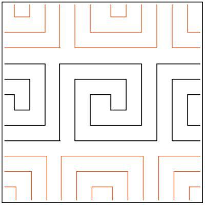 Darlenes-Greek-Key-Border-quilting-pantograph-pattern-Darlene-Epp