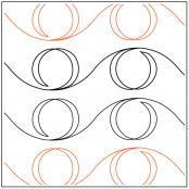 Wavy-Line-Swirl-quilting-pantograph-pattern-Darlene-Epp