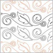 Chloes-Garden-quilting-pantograph-pattern-Darlene-Epp