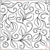 Leafy-Swirl-quilting-pantograph-pattern-Darlene-Epp