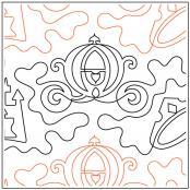 Cinderella-quilting-pantograph-pattern-dave-hudson