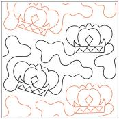 Royalty-quilting-pantograph-pattern-dave-hudson