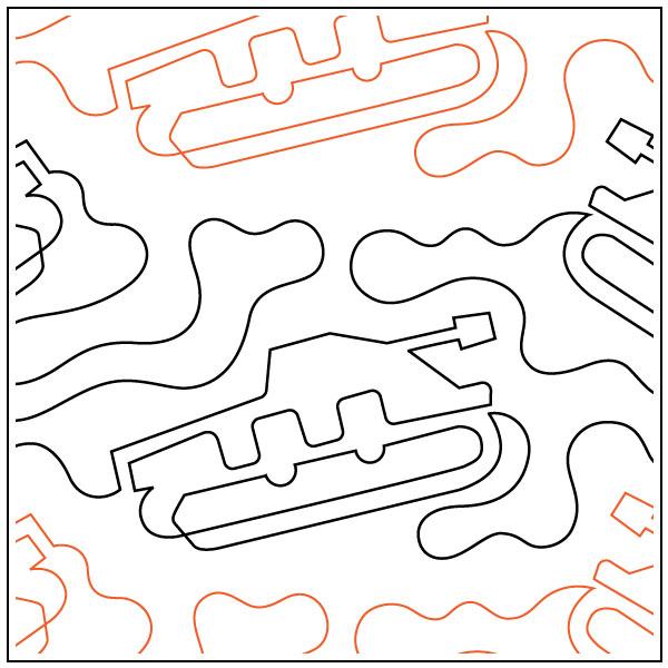 Tank-quilting-pantograph-pattern-dave-hudson-1