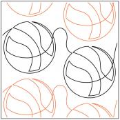 Basketballs-quilting-pantograph-pattern-dave-hudson