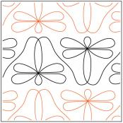 Daves-Dragonfly-Border-quilting-pantograph-pattern-dave-hudson