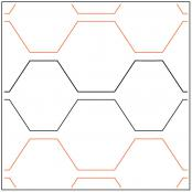 Daves-Honey-Comb-quilting-pantograph-pattern-dave-hudson