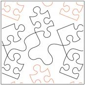 Daves-Jigsaw-quilting-pantograph-pattern-dave-hudson