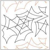 Daves-Spiderweb-quilting-pantograph-pattern-dave-hudson