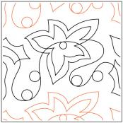 Echo-Holly-quilting-pantograph-pattern-dave-hudson
