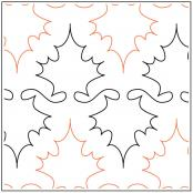 Maple-Leaves-quilting-pantograph-pattern-dave-hudson
