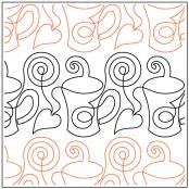latte-lovers-border-quilting-pantograph-pattern-Deb-Geissler
