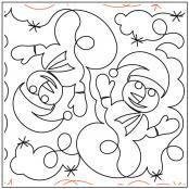 Debs-Snowmen-quilting-pantograph-sewing-pattern-Deb-Geissler