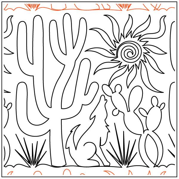 Arizona-quilting-pantograph-pattern-Deb-Geissler