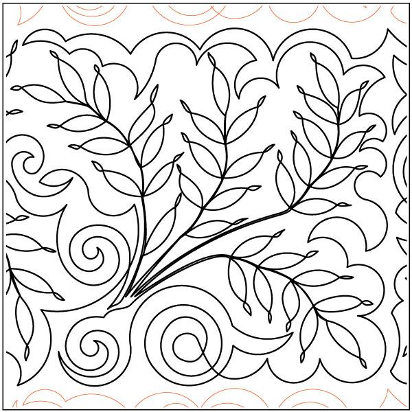 Wheat-Fields-quilting-pantograph-pattern-Deb-Geissler