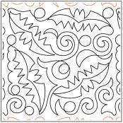 Bats-quilting-pantograph-pattern-Deb-Geissler