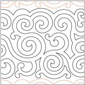 Irish-Swirls-quilting-pantograph-pattern-Deb-Geissler