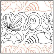 Seashells-quilting-pantograph-pattern-Deb-Geissler-1