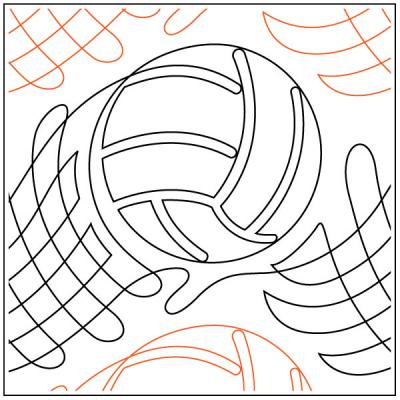 Volleyball-Swoosh-quilting-pantograph-pattern-Jessica-Schick-1
