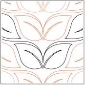 Alternation-Leaves-quilting-pantograph-pattern-Jessica-Schick