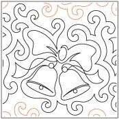 Bells-and-Ribbons-grande-quilting-pantograph-pattern-Jessica-Schick