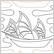 Chinese-sails-quilting-pantograph-pattern-Jessica-Schick-1