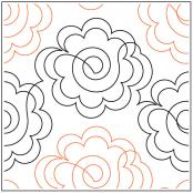 Classic-Blossoms-quilting-pantograph-pattern-Jessica-Schick
