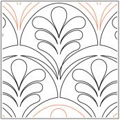 Double-Feather-Clamshell-quilting-pantograph-pattern-Jessica-Schick