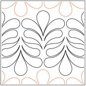 EZ-Up-and-Down-Feather-quilting-pantograph-pattern-Jessica-Schick